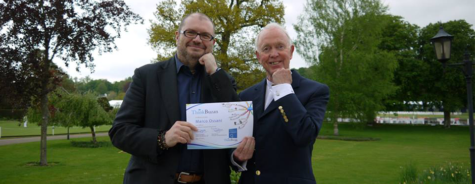 Marco Ossani and Tony Buzan | Mind Mapping